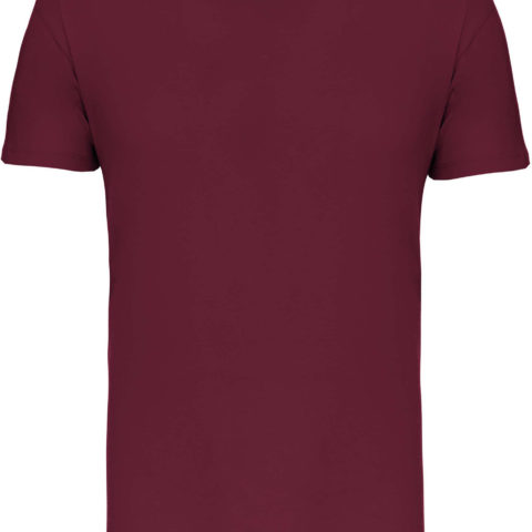 tee-shirt-col-rond-bio-ado-bordeaux